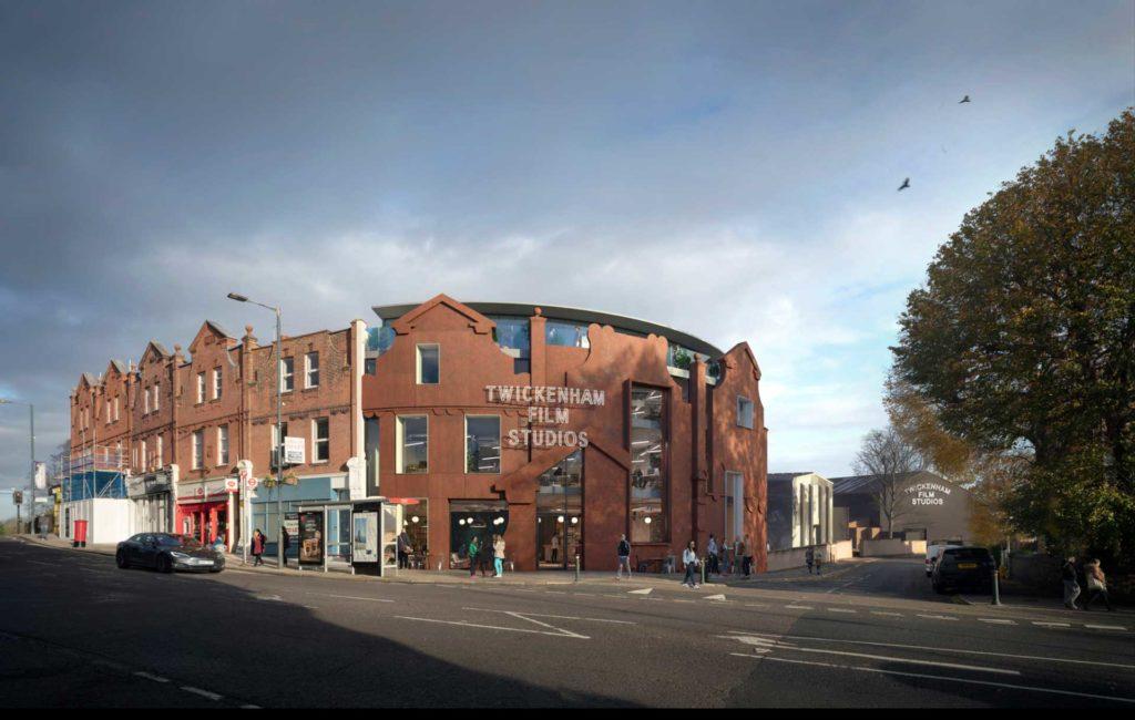 twickenham film studios render