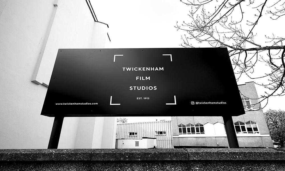 Twickenham Film Studios launch Rebrand