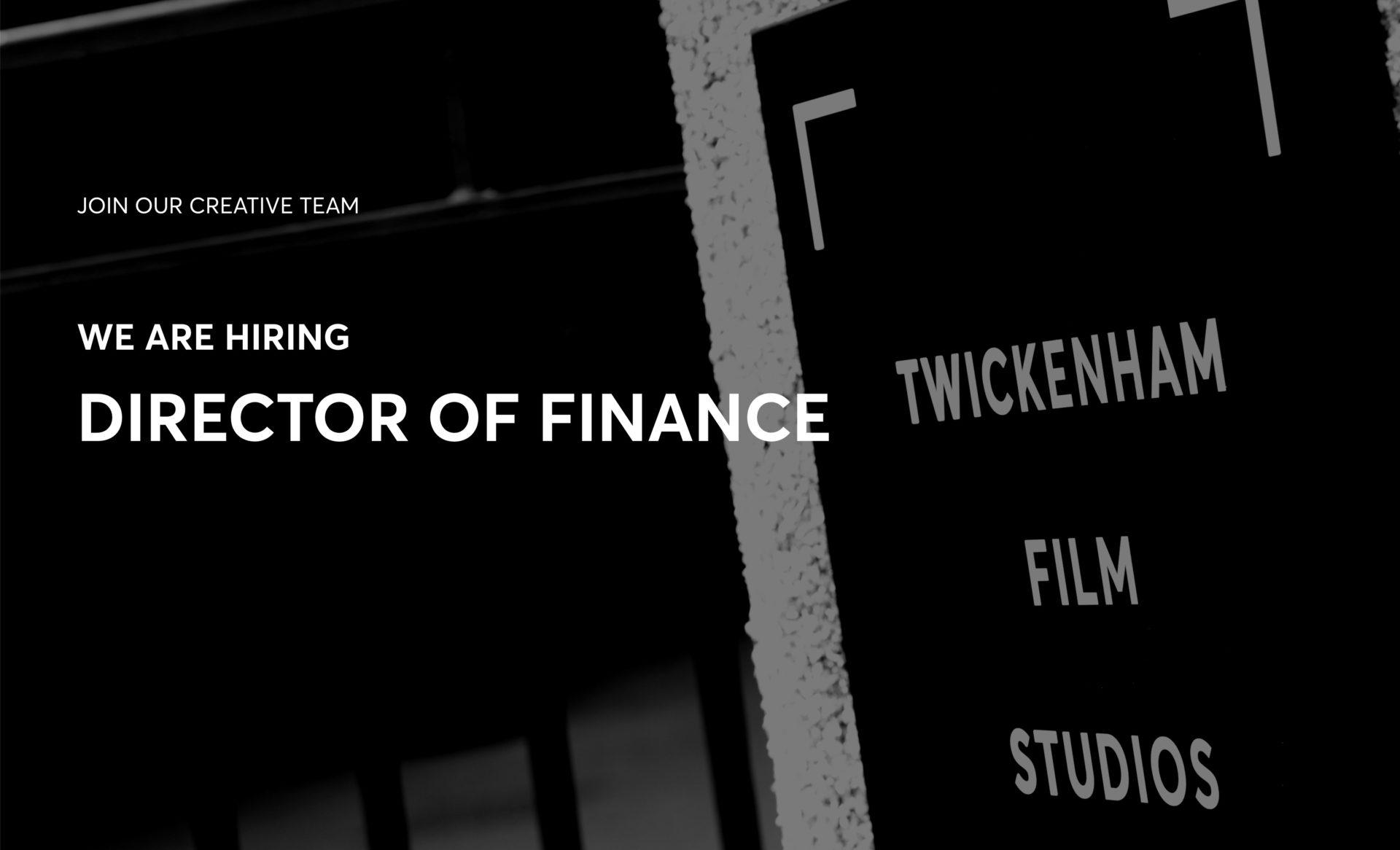 TFS is hiring a new Finance Director
