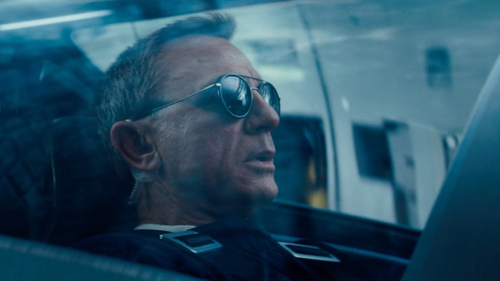 TFS carry out the Foley on new James Bond feature No Time To Die