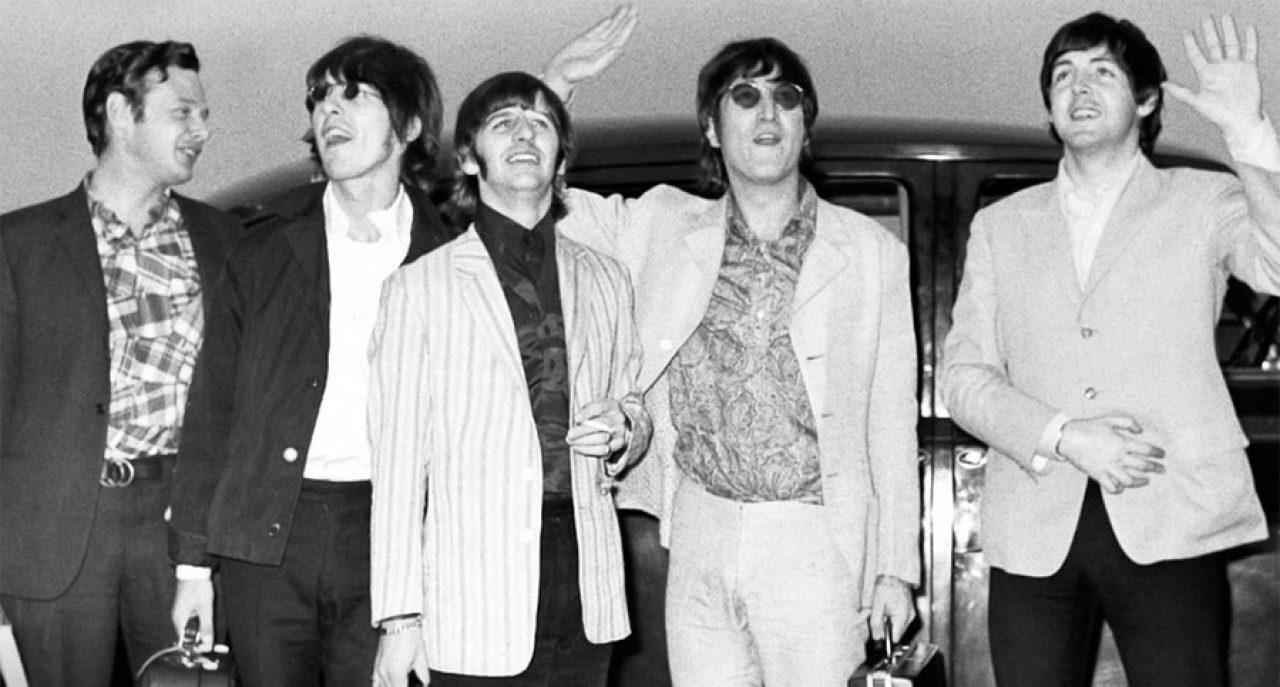 The Beatles Brian Epstein